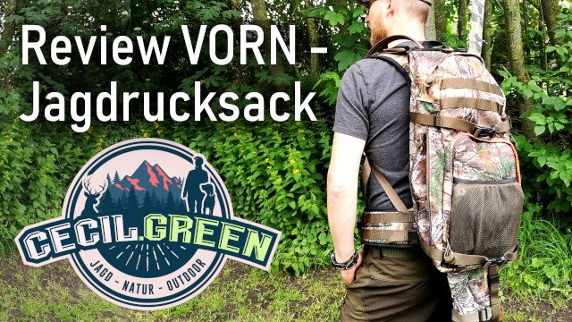 Vorn Lynx Rucksack Review / Test