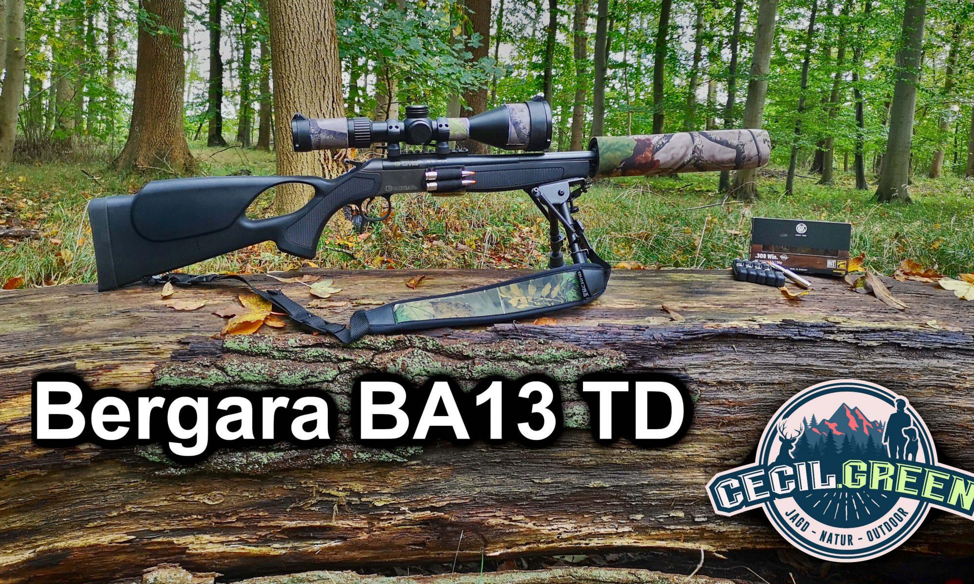 Bergara BA13 TD